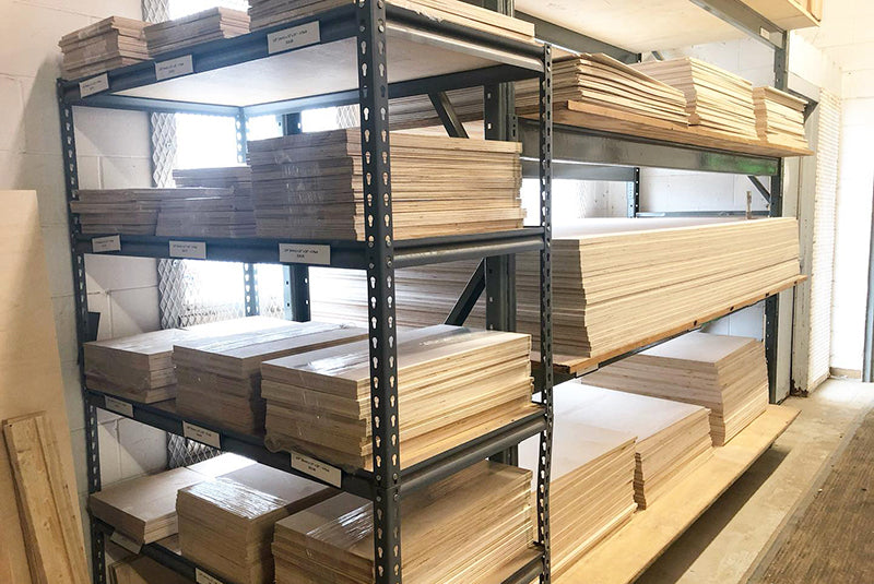 Baltic Birch plywood available in Ottawa, Ontario, Canada