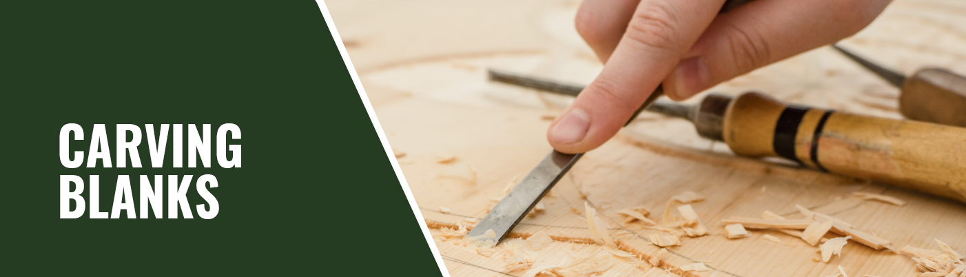 Carving blanks available in Canada