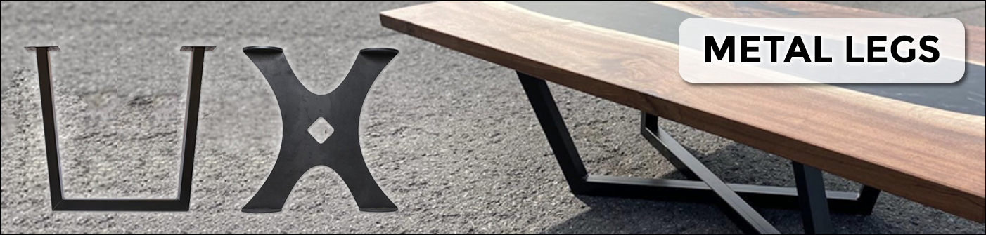 Coffee Table Metal Legs available in Canada