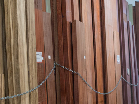 Exotic Woods available in Canada