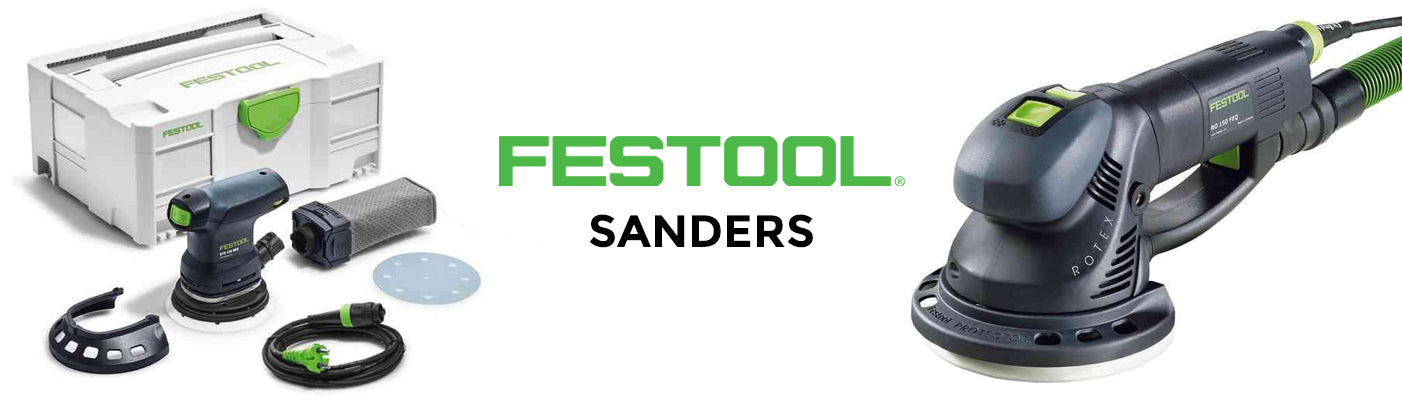 Festool Sanders available in Ottawa, Canada
