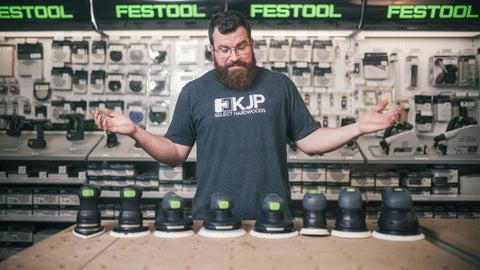 Which Festool Sander Should you choose?