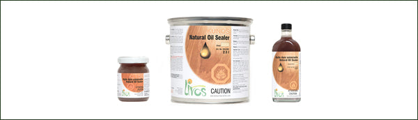 Livos Natural Oil Sealer