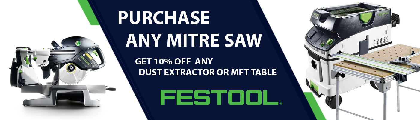 Festool Mitre Saw Promotion