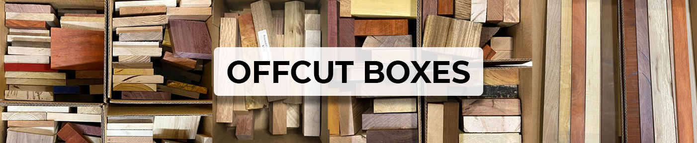 Burl and Offcut Boxes