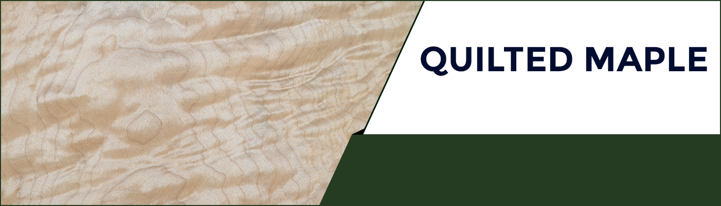 Quilted Maple available at KJP Select Hardwoods in Ottawa, Canada
