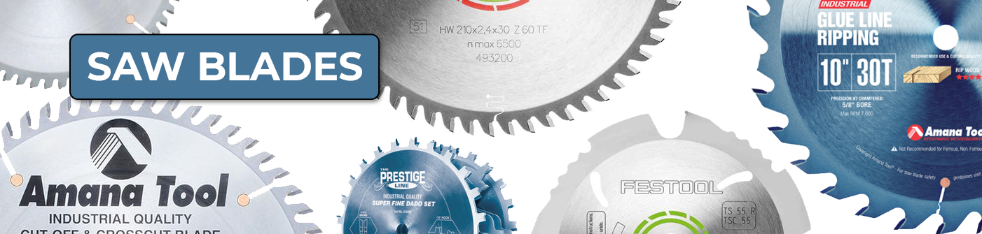 High quality saw blades available in Ottawa at KJP Select Hardwoods