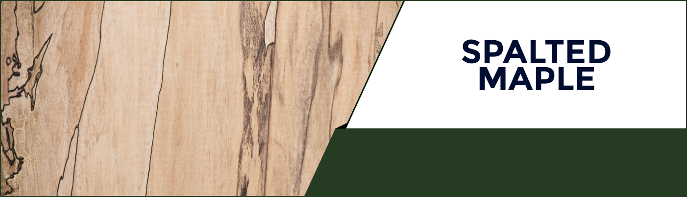 Spalted Maple available at KJP Select Hardwoods in Ottawa, Canada