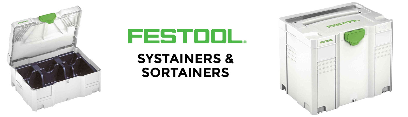 Festool Systainers & Sortainers in Ottawa