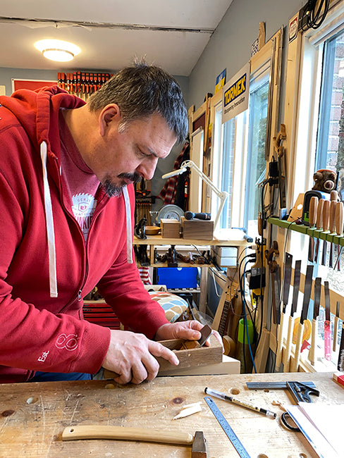 Wood Slivers blog with Vic Tesolin