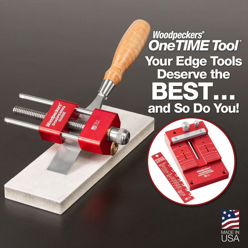 Sharpening System - OneTIME Tool