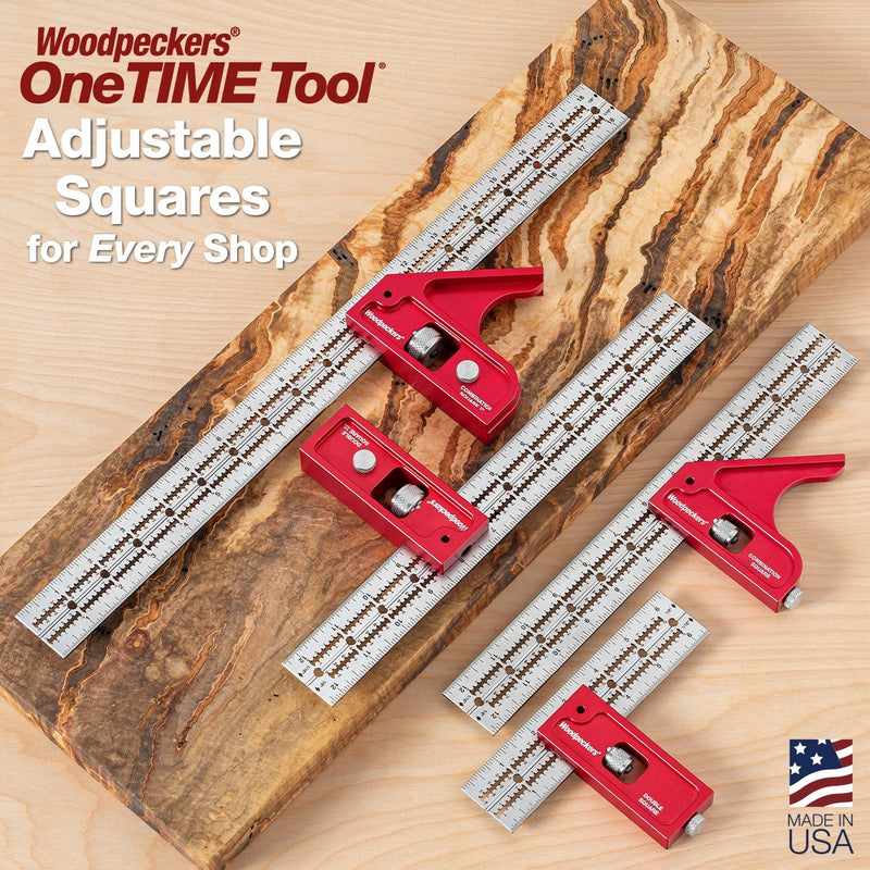 Combination and Double Square - OneTime Tool
