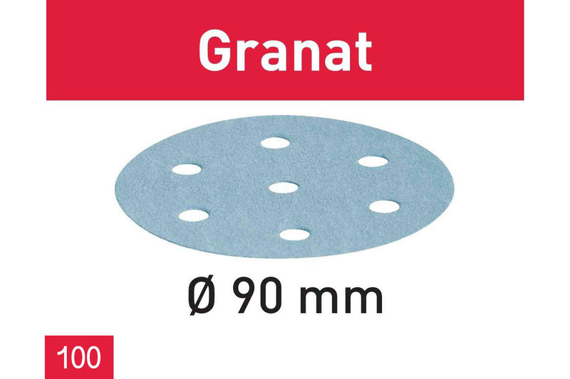 RO 90 - Granat Abrasives (100 Pack)