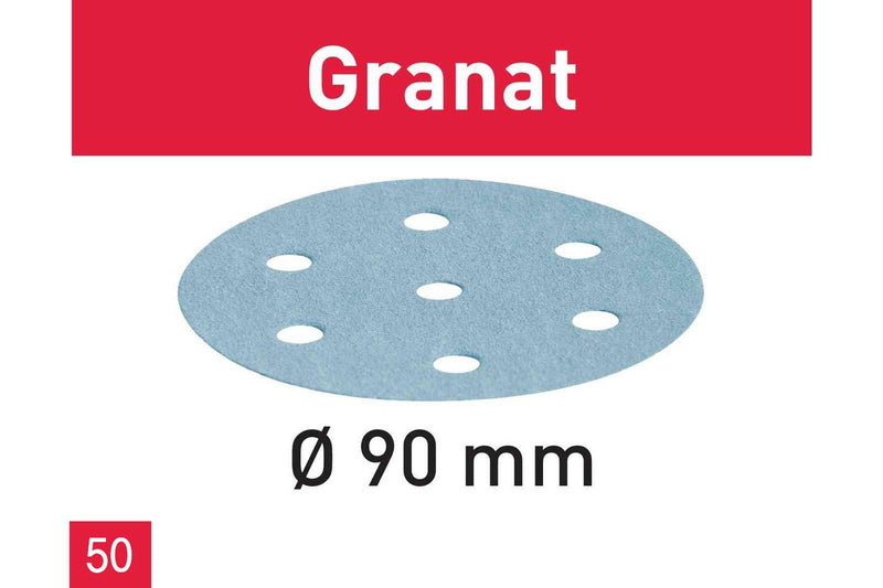 RO 90 - Granat Abrasives (50 Pack)