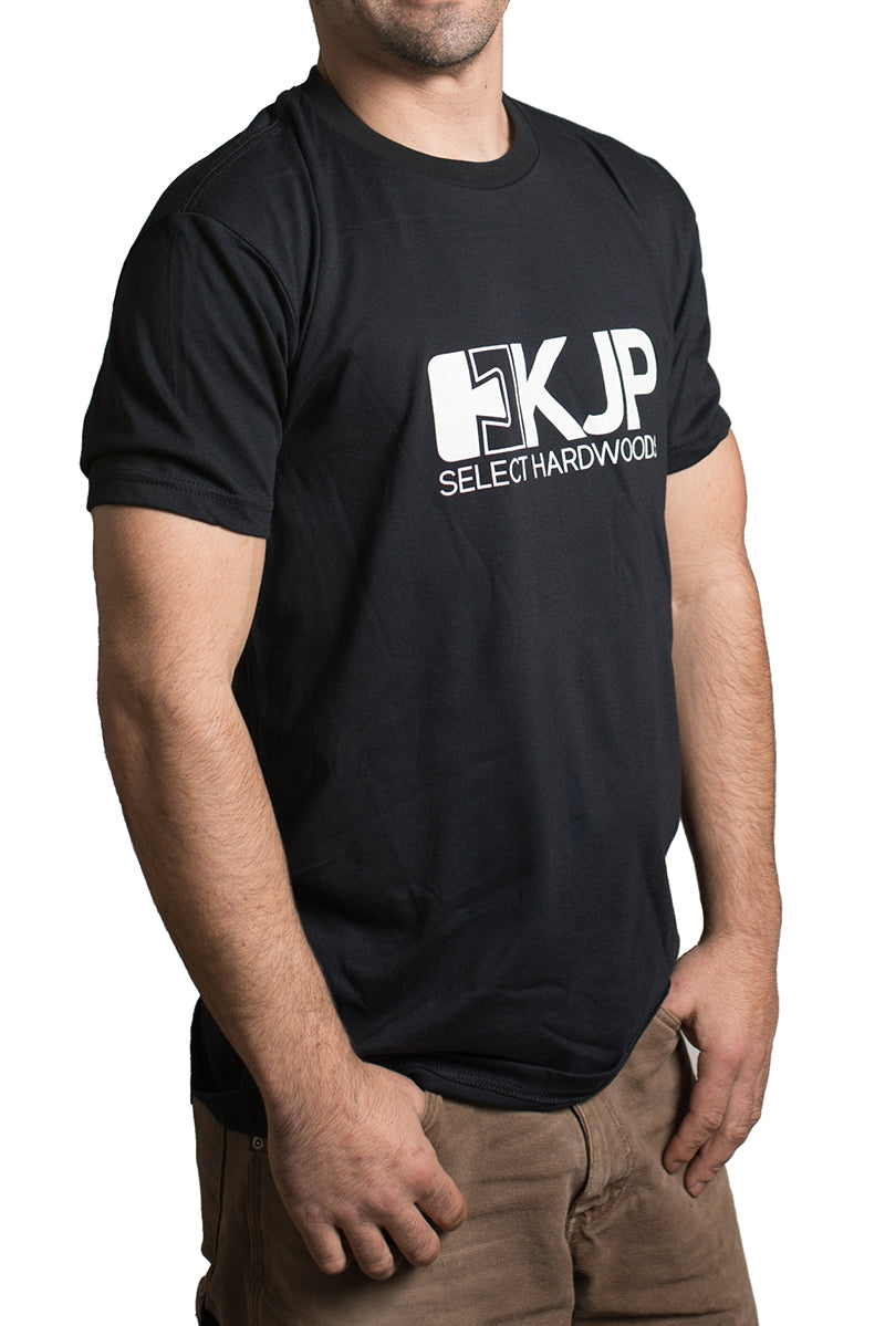 KJP Men's T-Shirt - Black