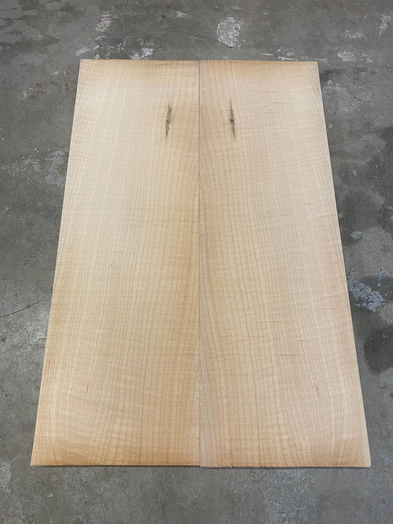 Flame Maple Top - 10168