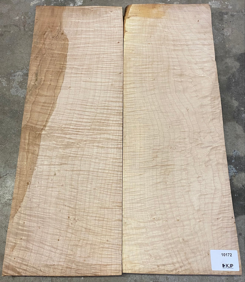 Flame Maple Top - 10172