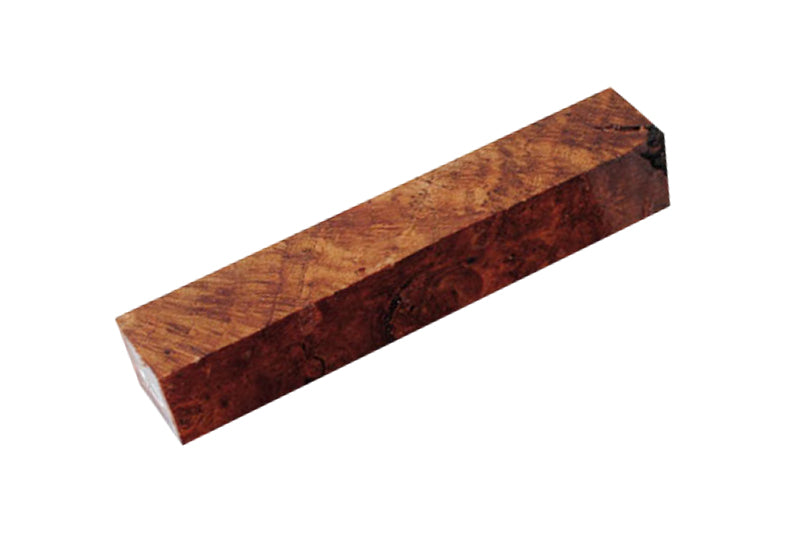 Stabilized Cherry Burl Pen Blank