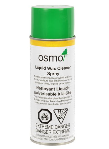 Osmo Liquid Wax Cleaner Spray