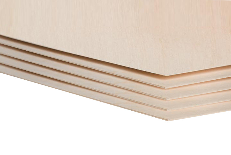 Ultra Thin Birch Plywood