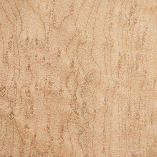 Bird's Eye Maple Lumber