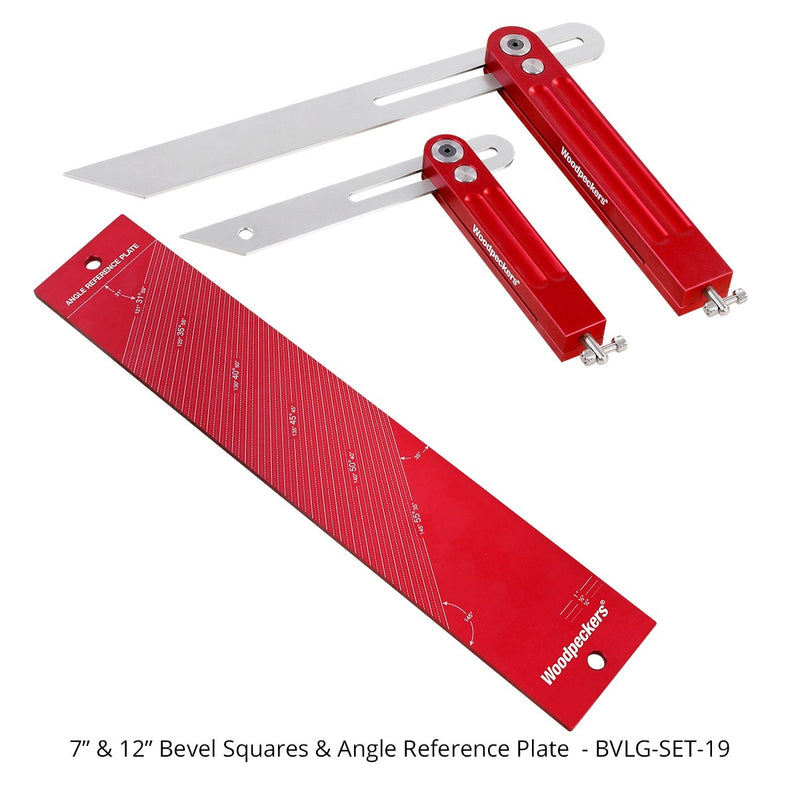 Bevel Square & Angle Reference Plate - OneTIME Tool