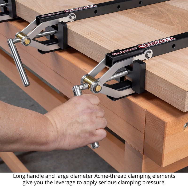 ClampZilla 4-Way Panel Clamp - OneTIME Tool