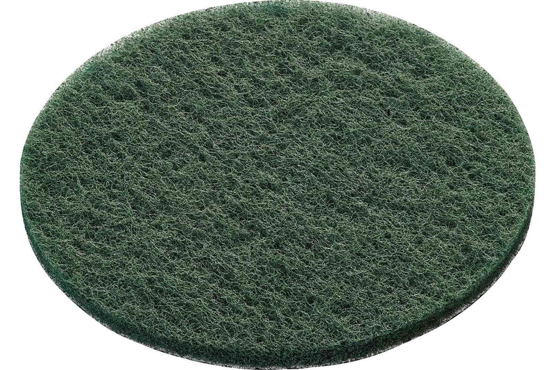 Green Vlies Oiling and Waxing Pads for 125 Sanders (10 Pack)