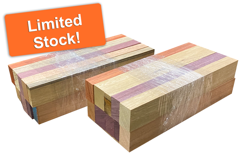 Exotic Cutting Board Package - Shorts