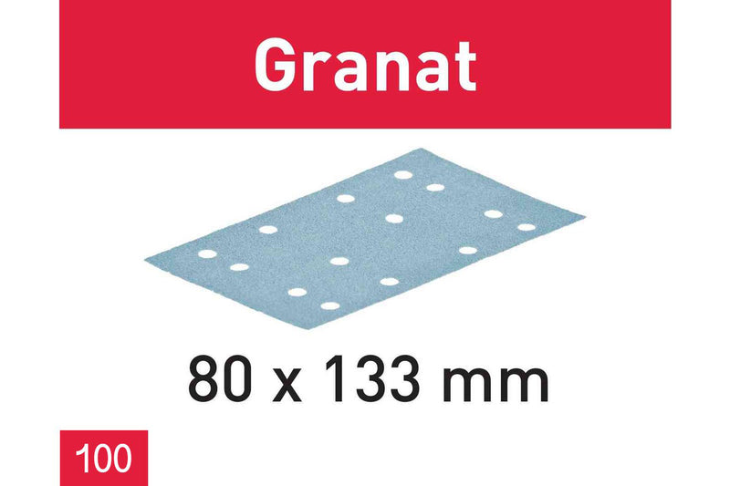 RTS 400 - Granat Abrasives (100 Pack)
