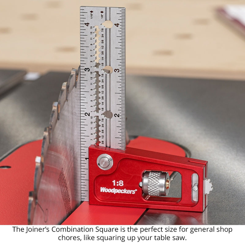 Joiner's Combination Square - OneTIME Tool