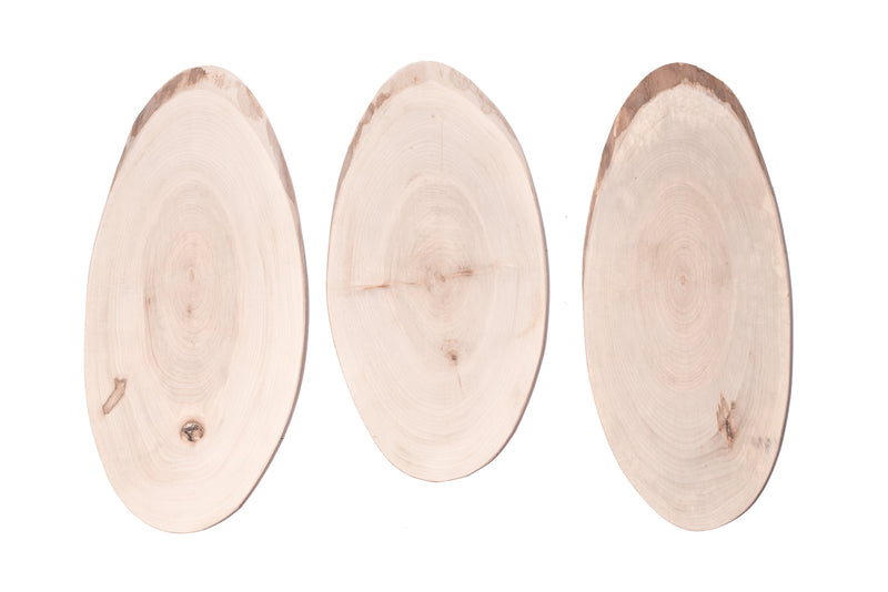 Maple Ovals