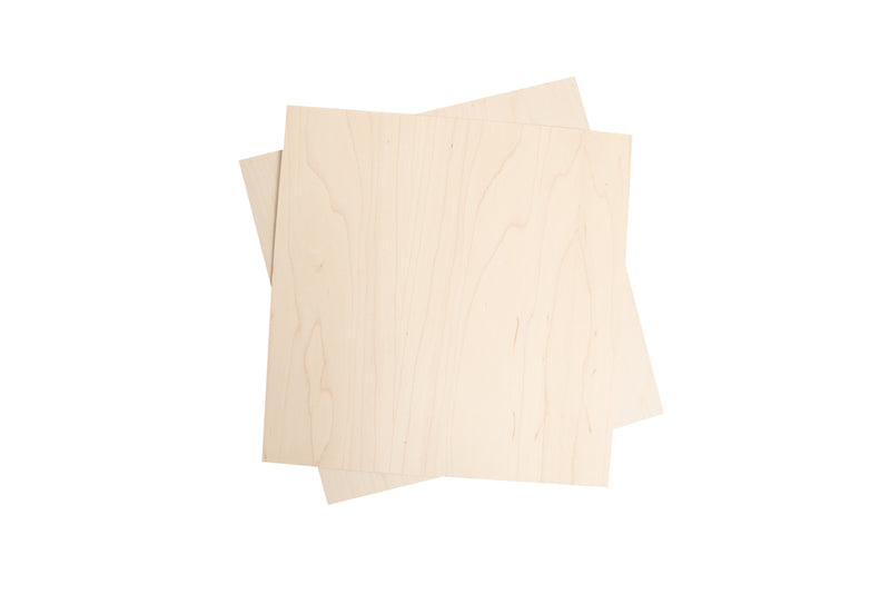 Maple Veneer - Peel & Stick