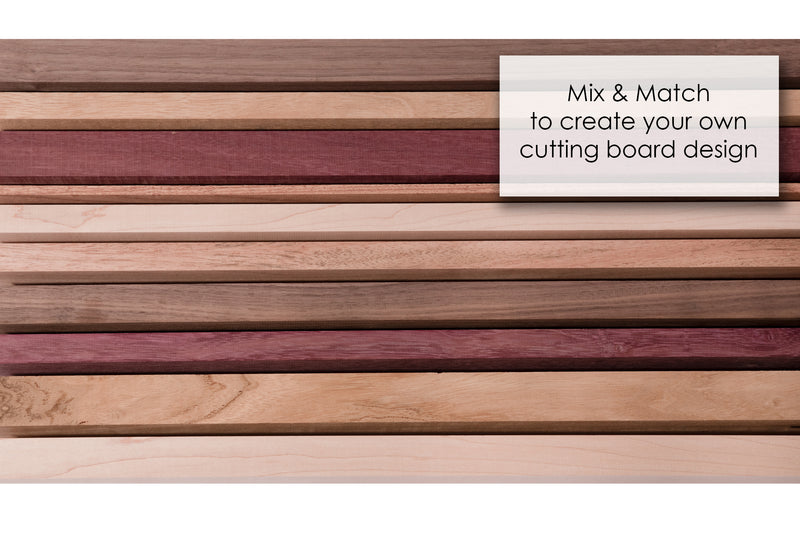 Mahogany Cutting Board Blank
