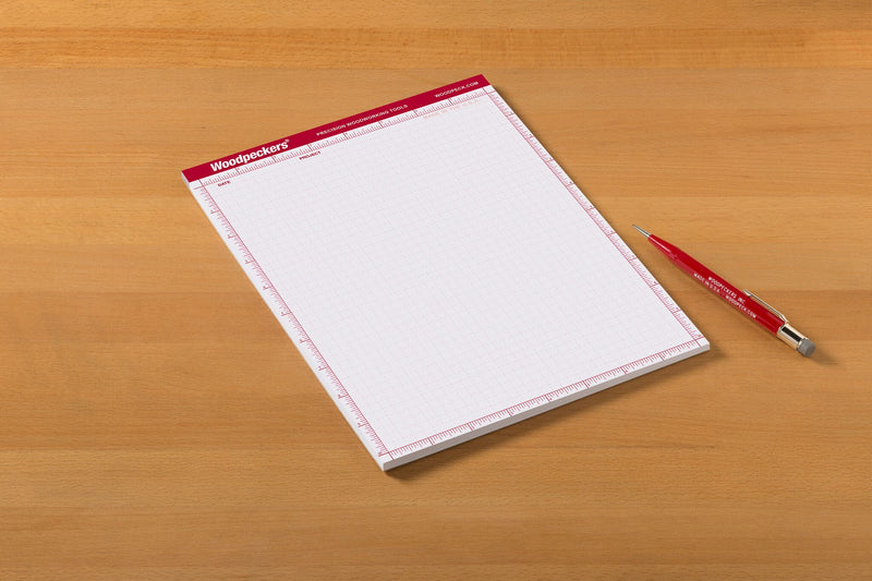 Shop Notepad (3 Pack)