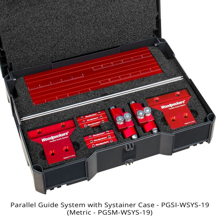 Parallel Guide System with Systainer