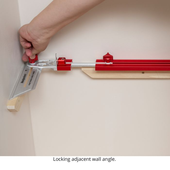 Stair Tread and Shelf Gauge - OneTIME Tool