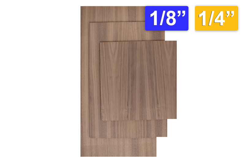 Walnut Craft MDF Plywood