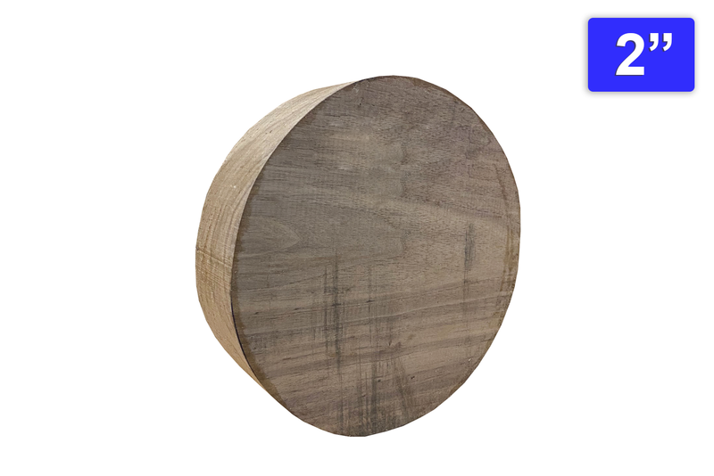 Walnut Bowl Blank (Round)