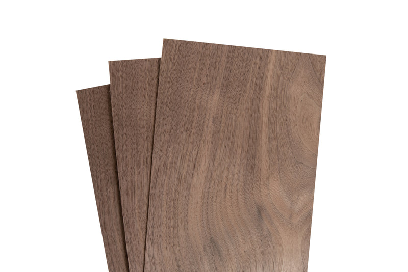 "Walnut Veneer - Thick (1/16"")"