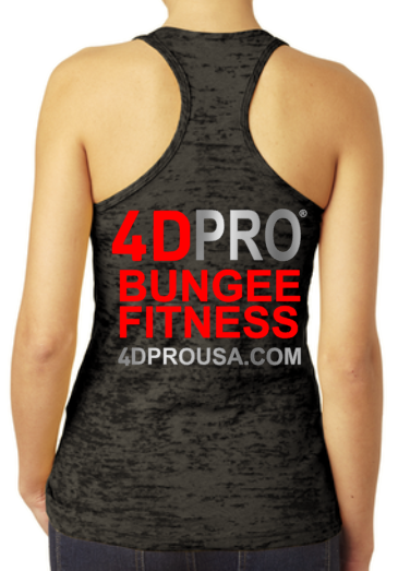 4D PRO® Burn Out Tank (Available in other colors)