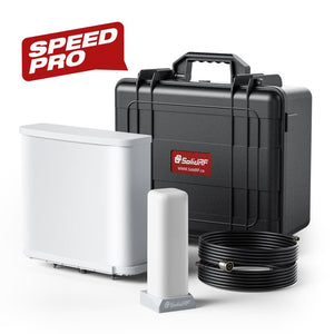 Speed Pro Cell Phone Signal Booster for Home and Office