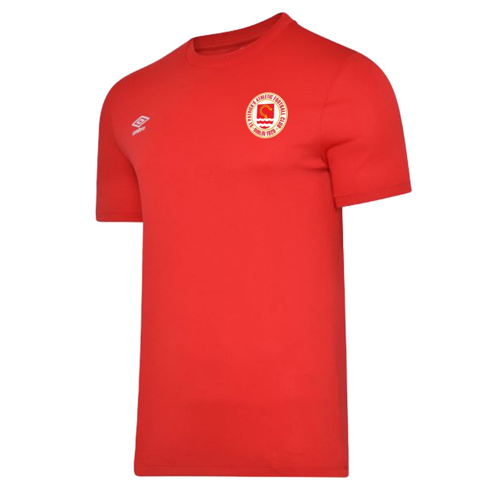 2020 Club Tee - Red - Adults