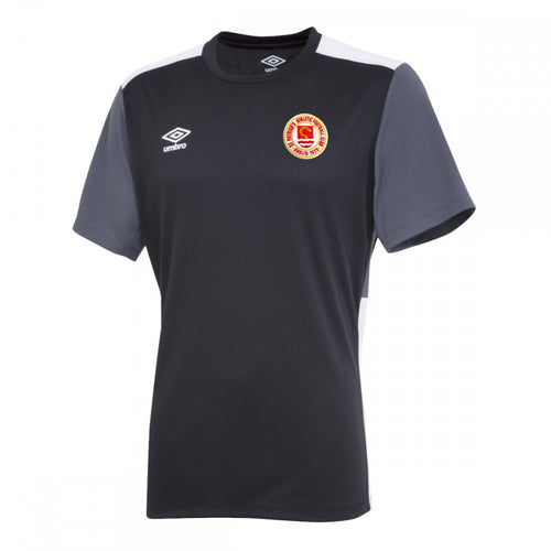 Training Jersey - Carbon/Black - Youths