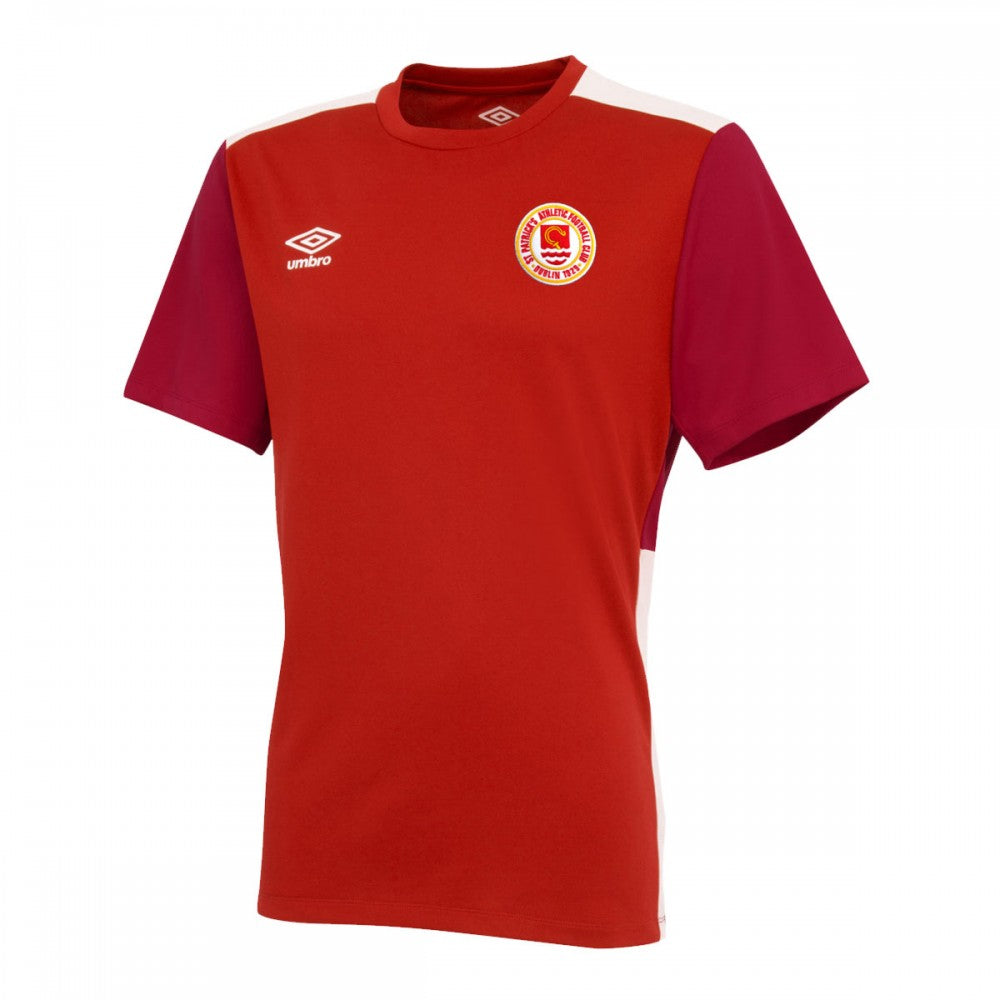 Training Jersey - Red - Adults