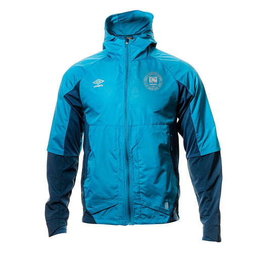 2020 - Training Shower Jacket - Blue and Navy- Adults