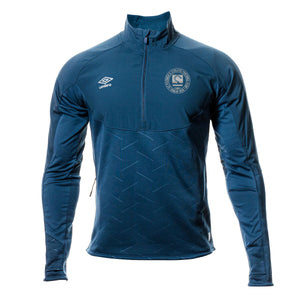 2020 - ½ Zip Training Top - Navy Blue - Adults