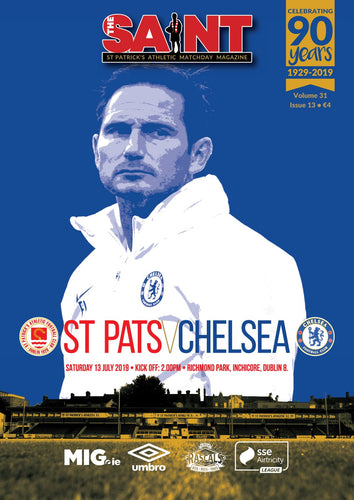 The Saint: Matchday Magazine Volume 31 Issue 13
