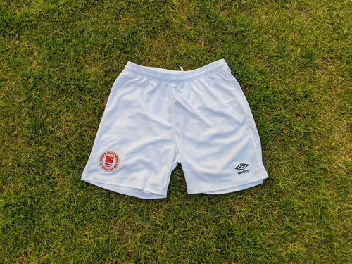2020 Home Shorts - White - Kids