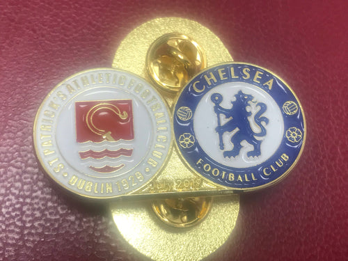 Pats Chelsea Badge